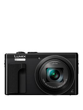 Panasonic Panasonic Dmc-Tz80Eb-K Lumix Super Zoom Camera - Black Picture