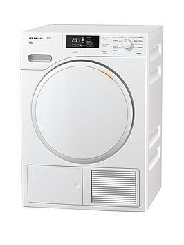 Miele Tmb540Wp 8Kg Load Heat Pump Tumble Dryer  White