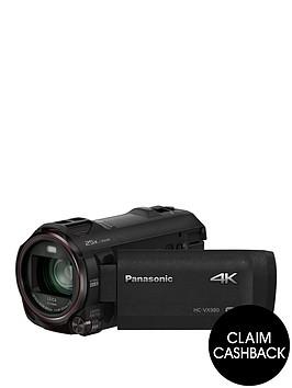 panasonic-hc-vx980-4k---4k-leica-lens-20x-zoom-hdr-functionsnbsp--blacknbsppound50-cash-back-available