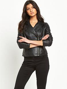 v-by-very-biker-sleeve-leather-jacketnbsp