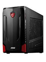 Nightblade Mi Intel® Core™i5, 16Gb RAM, 1Tb Hard Drive & 256GB SSD, Gaming PC Desktop Base Unit with Nvidia 4Gb Graphics GTX960 - Black / Red