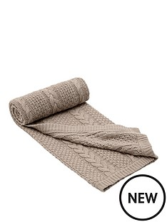 mamas-papas-millie-amp-boris-knitted-cable-blanket
