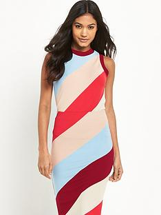 river-island-jersey-stripe-top