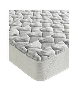 dormeo memory silver plus rolled mattress medium. Black Bedroom Furniture Sets. Home Design Ideas