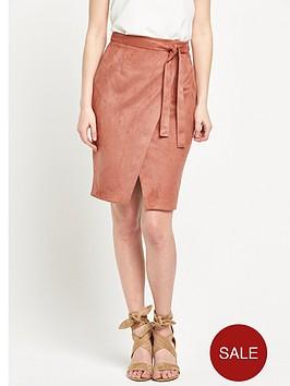 river-island-wrap-pencil-skirt