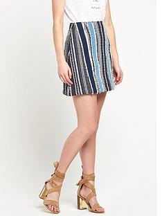 river-island-denim-fringed-mini-skirt
