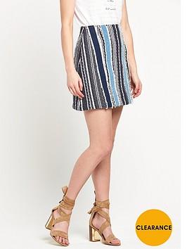 river-island-denim-fringed-mini-skirt
