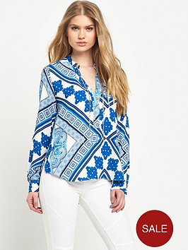 river-island-printed-chain-blouse