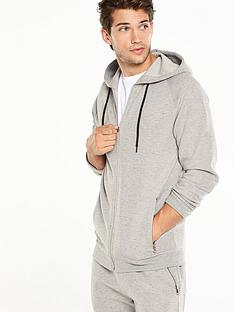 v-by-very-premium-zip-through-nepp-hoodie