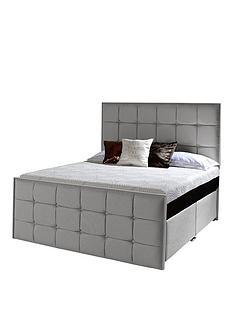 dormeo-loire-4-drawer-divan-with-sicrocconbspmediumsoft-mattress