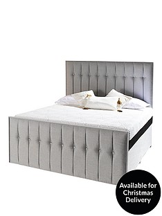 dormeo-revive-divan-with-mistral-mattress-plus-optional-storage