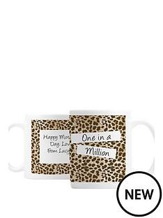 personalised-leopard-print-mug