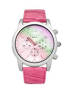 lipsy-lipsy-silver-sunray-dial-tinted-lens-pink-croc-pu-strap-ladies-watch