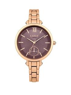 lipsy-lipsy-pink-cool-grey-dial-rose-gold-tone-metal-bracelet-ladies-watch