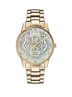 kenzo-kenzo-hologram-dial-stainless-steel-gold-tone-unisex-bracelet-watch