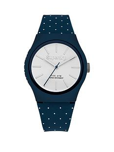 superdry-superdry-navy-dial-coral-and-blue-floral-silicone-ladies-strap-watch