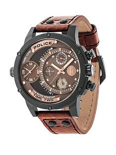 police-police-brown-dial-brown-leather-strap-mens-watch