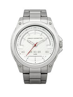 french-connection-french-connection-stainless-steel-white-dial-mens-watch