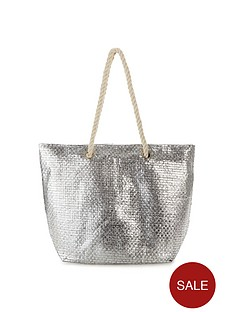 v-by-very-metallic-straw-beach-bag