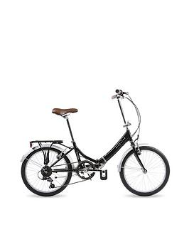 Kingston Freedom Unisex Folding Bike 11 Inch Frame