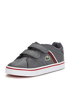 lacoste-lacoste-toddler-fairlead-strap-shoe-grey