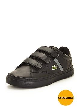 lacoste-junior-fairlead-strap-shoe-black