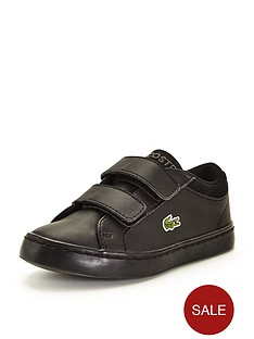 lacoste-lacoste-toddler-straightset-strap-shoe-black