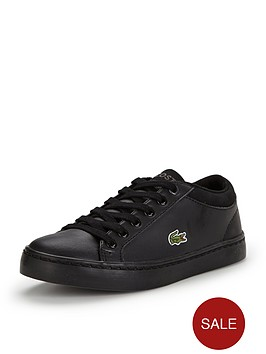 lacoste-lacoste-junior-straightset-lace-shoe-black