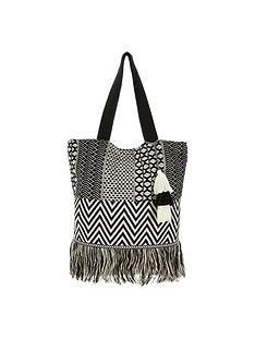 v-by-very-tassel-amp-fringe-detail-beach-bag