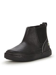 lacoste-toddler-explorateurnbspchelsea-boots-black