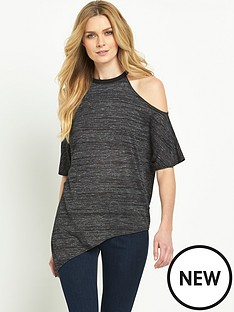 v-by-very-asym-jersey-cold-shoulder-top