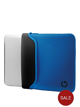 hp-116rdquo-notebook-sleeve-ndash-blackblue