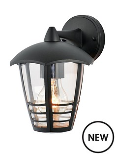 zinc-perdita-die-cast-curved-wall-lantern-black