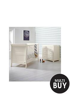 mamas-papas-mia-cot-bed-and-dresser