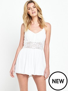 v-by-very-crochet-halter-neck-playsuitnbsp
