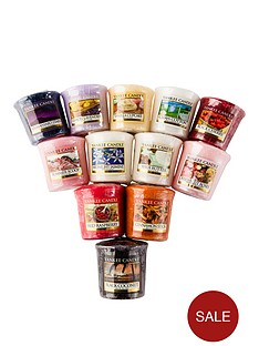 yankee-candle-12-classic-votive-collection