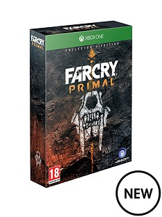 xbox-one-far-cry-primal-collectors-edition