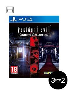 playstation-4-resident-evil-origins-collection