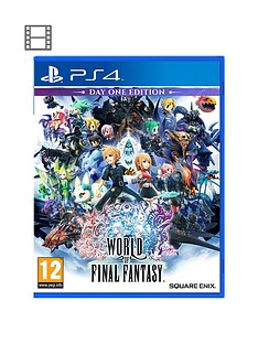 playstation-4-world-of-final-fantasy