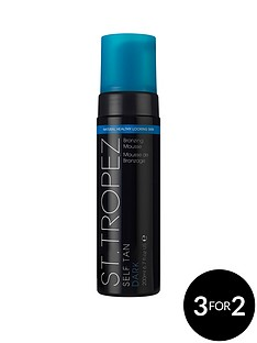st-tropez-st-tropez-self-tan-dark-bronzing-mousse-200ml