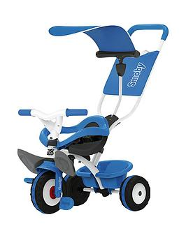 Smoby Baby Balade Tricycle  Blue