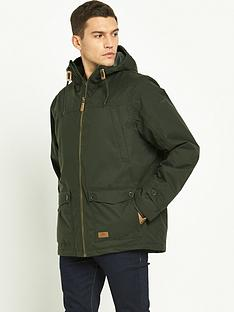 trespass-benedict-mens-waterproof-jacket-khaki