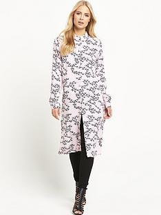 vero-moda-split-long-sleevenbspshirt