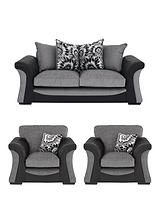 Lawson 3-Seater Sofa + 2 Armchairs (Buy and SAVE!)