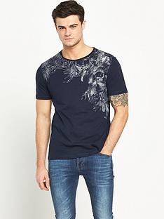 river-island-skull-print-t-shirt