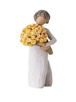 Willow Tree Willow Tree Good Cheer Figure Picture