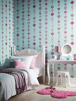 arthouse-tiffany-stripe-glitter-wallpaper-duck-egg