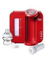 Closer To Nature Perfect Prep Machine - Red