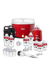 Closer To Nature Essentials Kit - Red