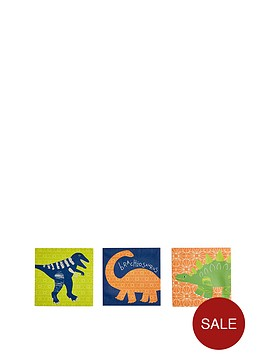 arthouse-set-of-3-funky-dino-canvases